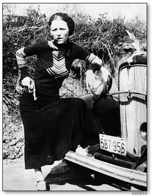 Bonnie Parker's hideout