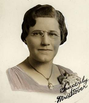 Clara Stover